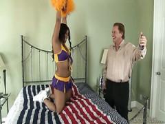 Ebano Candy porno